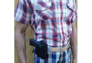 Кобура для аэрозольного пистолета Премьер (поясная)