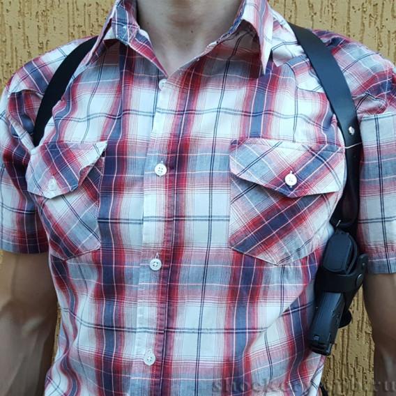 Кобура для аэрозольных пистолетов Пионер плечевая (скрытого ношения)